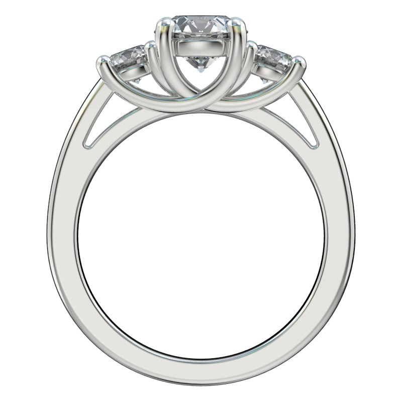 Gemstone Engagement Rings Chicago: Ethan Lord Jewelers Chicago