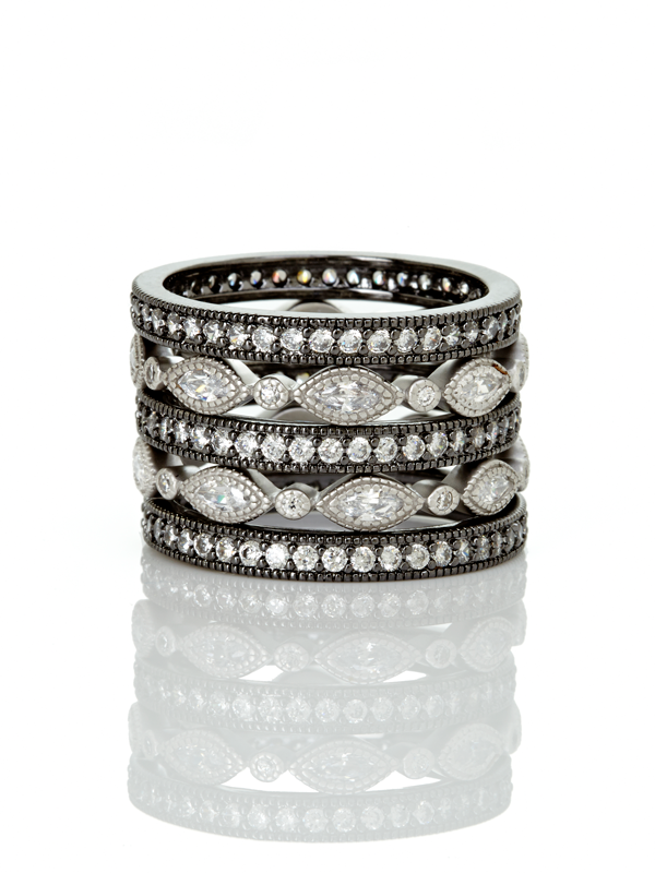 Signature Marquise Eternity 5-Stack