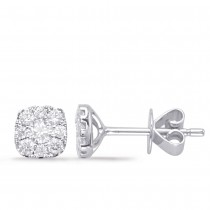 Big Impact Diamond Studs