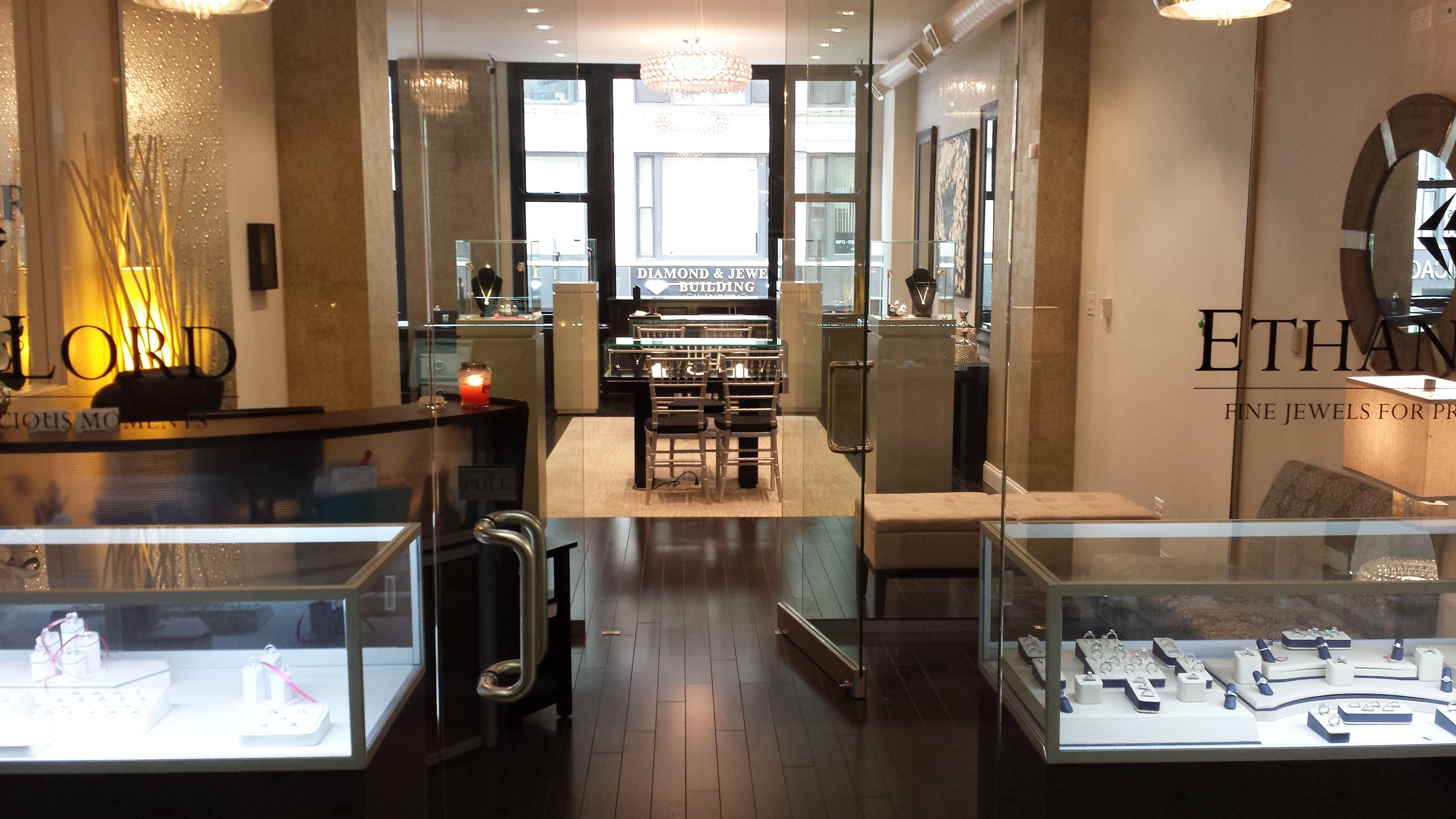 New S. Wabash Showroom for  Ethan Lord
