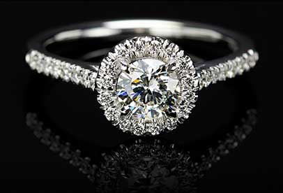 Chicago Diamond Ring