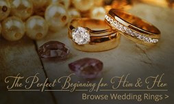 Wedding rings by Ethan Lord