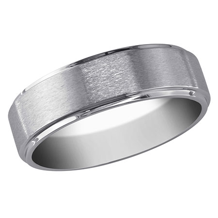Men's White Ring